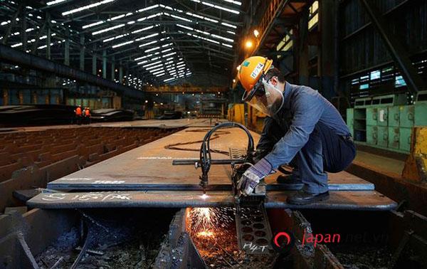 HOT: Tuyển 9 Nam XKLĐ đơn hàng đúc sắt tại Miyagi phí cực thấp
