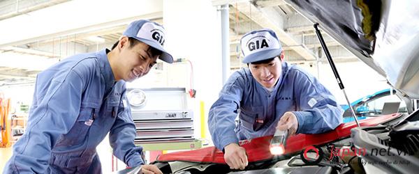 CẦN GẤP: 30 Nam đơn hàng sửa chữa ô tô tại Tokyo, Nhật Bản- PHÍ CỰC THẤP
