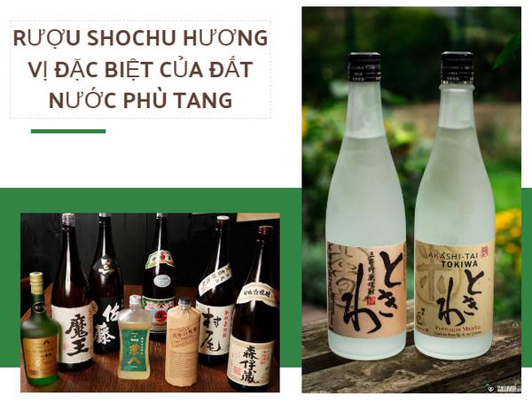 5 loại rượu Nhật cực chất bạn nhất định phải thử?