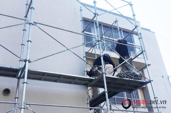 Đơn hàng xây dựng tổng hợp đi nhật tuyển 36 Nam làm việc tại Oita