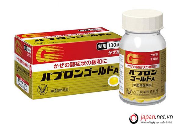 Điểm danh 10 loại thuốc Nhật Bản cần biết khi sinh sống tại Nhật