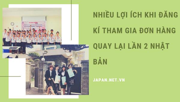 Top 10 đơn hàng quay lại Nhật lần 2 SIÊU HOT tháng 06/2020