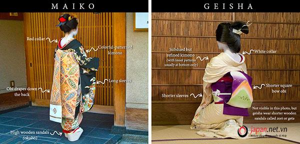 Geisha là gì? Những bí mật về nàng Geisha Nhật Bản