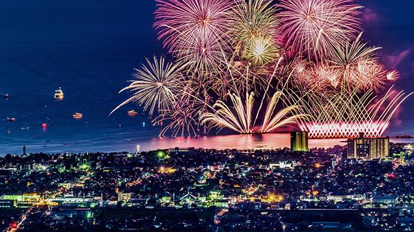 10 lễ hội pháo hoa tại Nhật không nên bỏ lỡ- lịch bắn pháo hoa chi tiết năm 2019