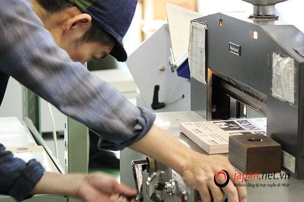 Đơn hàng in ấn Nhật Bản cần tuyển 36 nam/nữ làm việc tại Saga- PHÍ CỰC THẤP