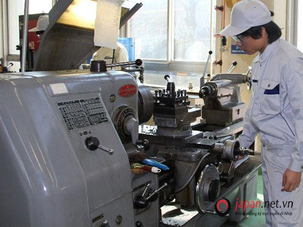 [Tuyển Gấp] Đơn hàng gia công cơ khí Nhật Bản hỗ trợ nhà ở