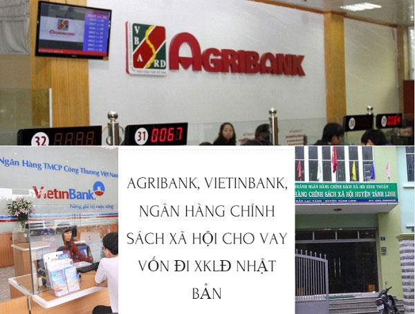 Thủ tục vay vốn ngân hàng đi xkld nhật bản