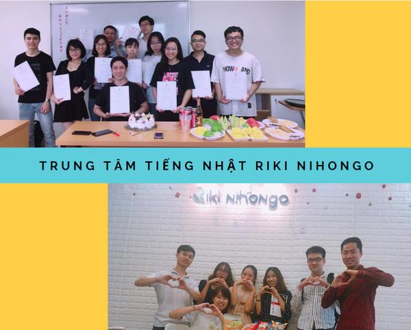 RIKI NIHONGO- TRUNG TÂM CHUYÊN LUYỆN THI JLPT