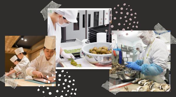 Đơn hàng kỹ năng đặc định ngành chế biến thực phẩm tuyển 30 Nam/ nữ tại Osaka