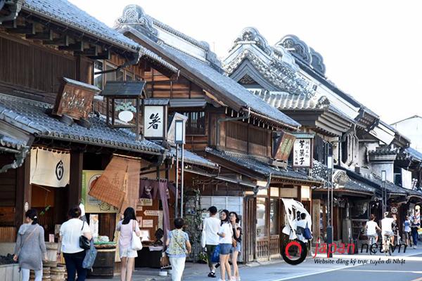 BXH 5 thành phố có mức lương đi XKLĐ cao nhất Nhật Bản
