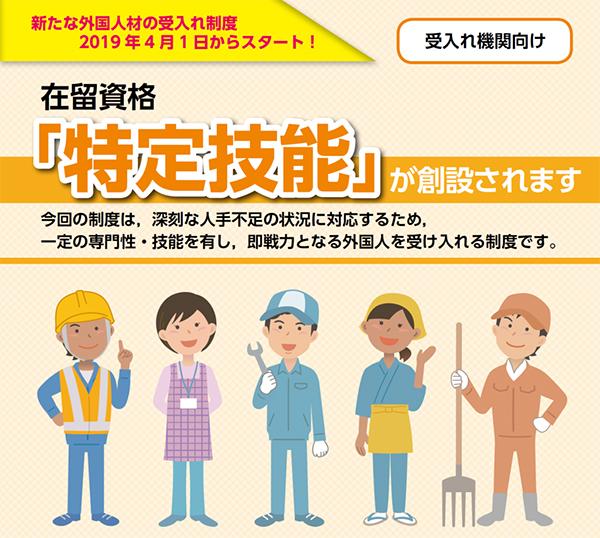Những lợi thế dành cho TTS khi tham gia chương trình Kỹ năng đặc định Nhật Bản