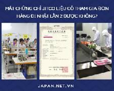 Mất chứng chỉ Jitco liệu có tham gia đơn hàng đi Nhật lần 2 được không?